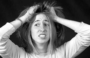 Волосы, стресс и красота