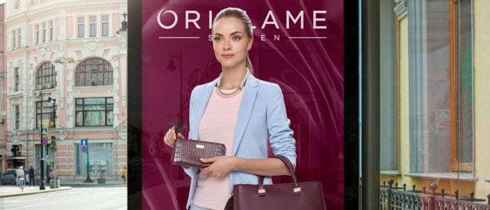 Акция Oriflame Ты в моде 24-7