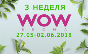 WOW-весна 3 неделя каталога 7 2018