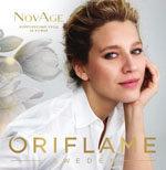 Вкладка в каталог Oriflame 13 2018 - мини-каталог NovAge