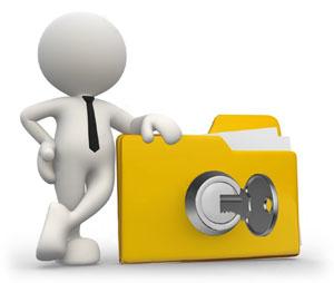 Безопасная передача данных при регистрации на официальном сайте