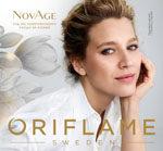 Каталог novage oriflame 2018-2019
