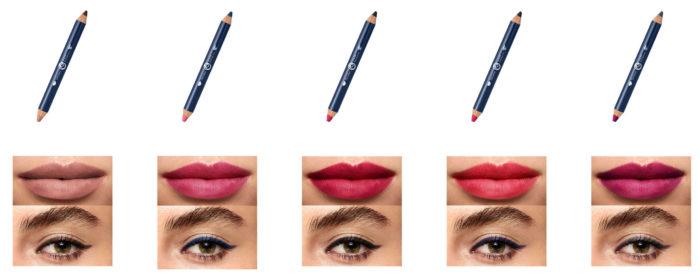 Стик-карандаш для глаз и губ OnColour